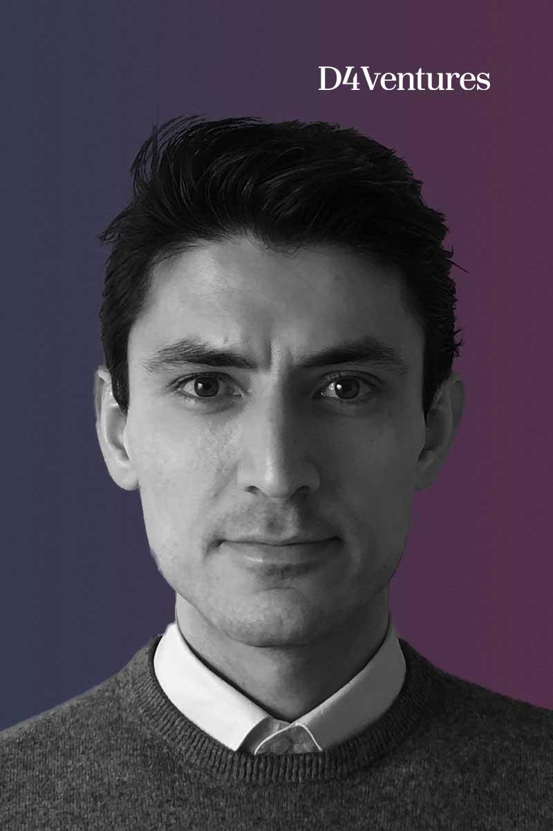 Serhat Aydogdu D4 Ventures